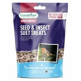 Seed & Mealworm Suet Treats