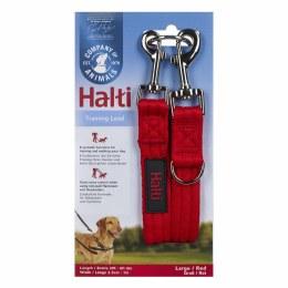 Halti Training Lead Large Red