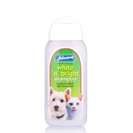White and Bright Dog Shampoo