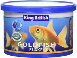 King British Gold Fish Flakes 55g