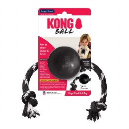 Kong Extreme Ball with Rope Large