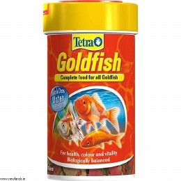 Tetrafin Goldfish Flake Food 20g
