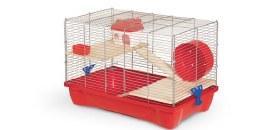 Lazy Bones Hamster Cage 58x32x38cm