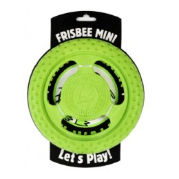 Let's Play Frisbee Lime