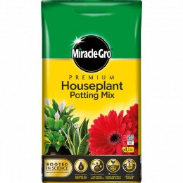 Miracle-Grow Premium Houseplant potting Mix 10 litre