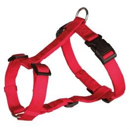 Premium Harness Red S-M