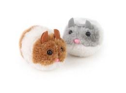 Plush Wriggle Cat Toys