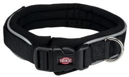 Premium Black Collar M-L