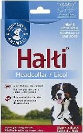 Halti Headcollar Size 4 Black