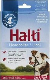 Halti Head Collar Black Size 2