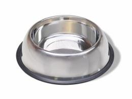 Stain less Steel Non Tip Bowl 16oz