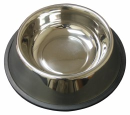 Stainless Steel Non Tip Bowl 15cm