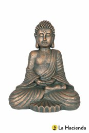 La hacienda Buddha Seated Large 42x33x24cm