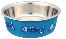 Stainless Steel Cat Bowl 12cm