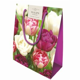 Taylors Bulbs Double Tulips Gift Bag - Pack of 20