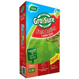 Westland Gro-Sure Fast Acting Lawn Seed 50m2