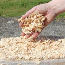 Wood flakes Jumbo 5.25Kg