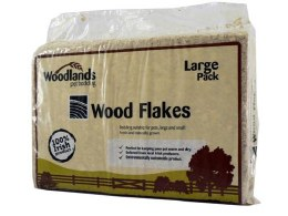Wood Flakes Small 1.2Kg