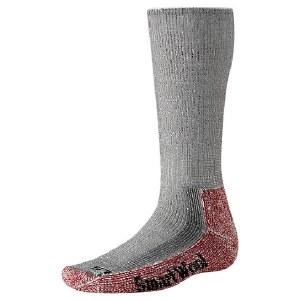Smartwool Men's Charcoal Heather Mountaineering Sock - Medium 6 - 8.5