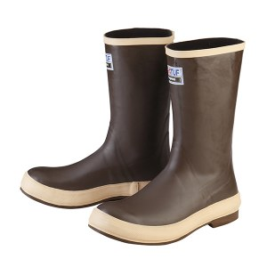 "12"" Non Insulated Plain Toe Xtratuf Boot - 5"