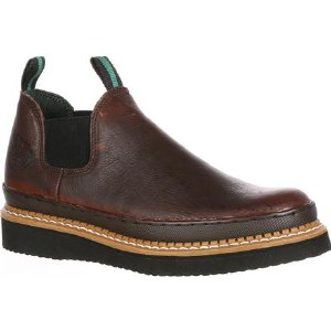 Men's Georgia Boot Gian Romeo Rust Color - 7.5