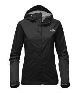 The North Face Women's Venutre Jacket Black - XSmall