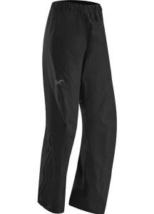 Arc'teryx Women's Zeta SL Waterproof Pant Black - XLarge