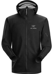Arc'teryx Men's Zeta AR Jacket Black - Medium