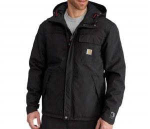 Carhartt Insulated Shoreline Jacket (Black) XLarge