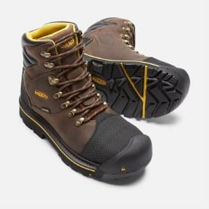 Keen Men's Milwaukee KeenDry Work Boot - Size 11