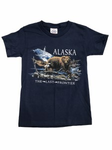 Youth Grizzly Tee - XSmall