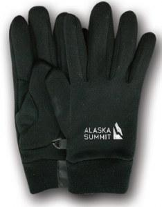 Black Alaska Summit Gloves - Small/Medium