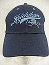 Twill Navy Ball Hat