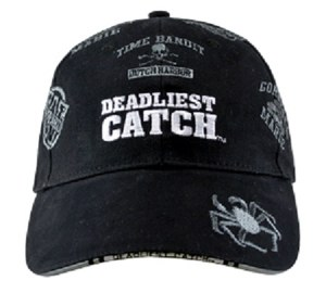 Deadliest Catch Hat Black