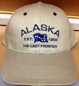 The Last Frontier Baseball Hat