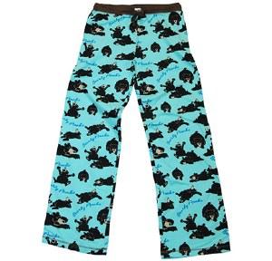 Lazy One Jr. Pajama Pants Bearly Awake - XSmall