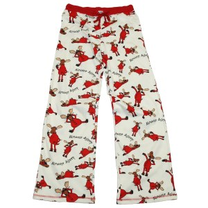 Women's PJ Pants Almoose Asleep - Medium