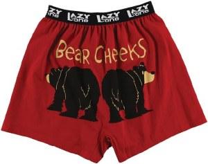 Bear Cheeks Boxers - Small