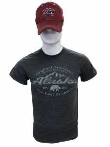 Swelter Mountian Hat/Tee Combo - Large