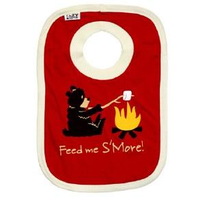 Feed Me S'more Infant Bib