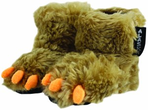 Adult Monster Feet Brown Size 8-11