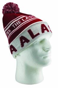 Red Collegiate Alaska Knit Beanie
