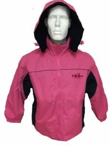 2 Tone Jacket Hot Pink & Navy - Large