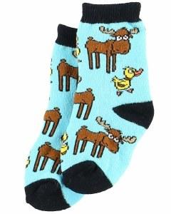 Duck Duck Moose Socks 6/12 MO