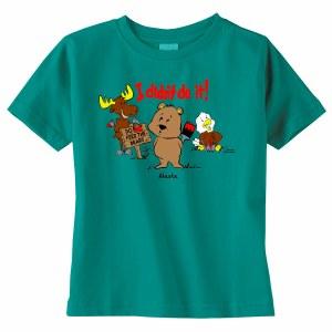 我没有做幼儿T恤