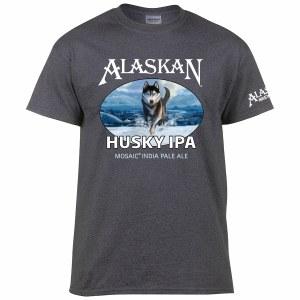 阿拉斯加雪橇犬IPA T恤大