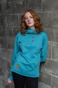 女式圆领毛衣XLarge