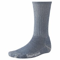 Smartwool Men's Denim Light Hiking Crew Sock - Medium 6 - 8.5