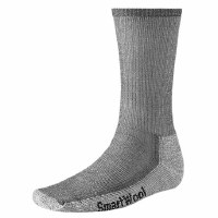 Smartwool Men's Grey Hiking Sock - Medium 6 - 8.5