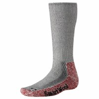 Smartwool Men's Charcoal Heather Mountaineering Sock - Medium 6 - 8.5